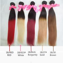 white weave hair price