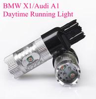 2014 New Daytime Running Light X1 116/116i A1 Series External Running Lights CREE LED 30W/50W T20 Running Lamp DC12V