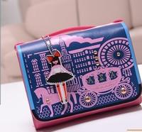bolsas femininas 2014 desigual women handbags , impresso bags handbags women famous brands,women messenger bags bolsa franja