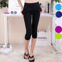 2014 Fashion Summer Korean Version Thin Elastic Harem Pants