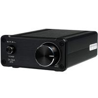 SMSL SA-36A Pro 20WPC TPA3118D2 Digital Amplifier AMP + 12V Power Supply black
