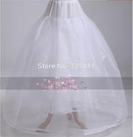 Boneless petticoat bridal wedding dress boneless skirt large pannier soft lining four layers boneless large high-grade petticoat
