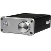 SMSL SA-36A Pro 20WPC TPA3118D2 Digital Amplifier AMP + 12V Power Supply silver