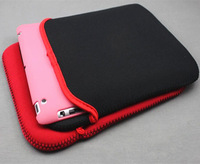 Neoprene Netbook Laptop Soft Bag Sleeve Case Pouch Cover Color Black Red Sizes available DHL FEDEX