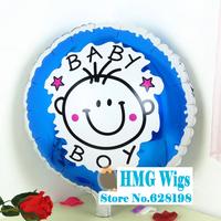 "Balloon Birthday Party Decoration baby balloon  Baby Kids Cartoon Balloons Gift  10pcs/lot  18"""