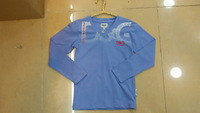 Wholesale Baby Boy's Long Sleeve T-shirt/Boy's Cute Cotton Shirt/Children's Autumn Shirts/Girl's Print Patter Top Tanks