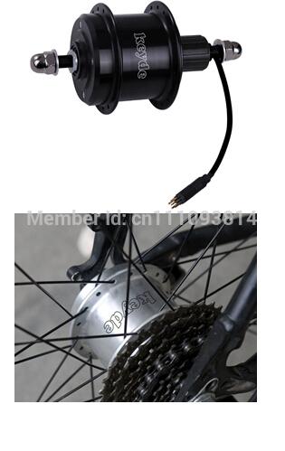 Rear Electromechanical Integrated V-brake Electric Bicycle Motor(China (Mainland))