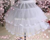 The bride wedding dress pannier short dress peng skirt bone bustle of ballet skirt lace hard yarn