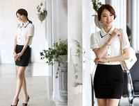 Spring 2014 new Korean OL Slim package hip skirt skirts skirt step skirt a-line skirt wrap skirt free shipping