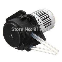 24V dosing pump peristaltic dosing pump with motor tube for Aquarium Lab Analytical water peristaltic pump tubing pump