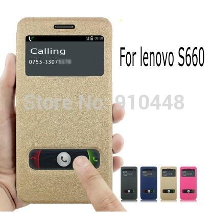 Чехол для для мобильных телефонов OEM Lenovo S660 Len055 чехол защитный skinbox lenovo s660