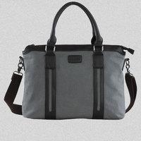 New! Fashion men messenger bags briefcase multi-functional canvas designer handbags portfolio one shoulder cross-body travel bag