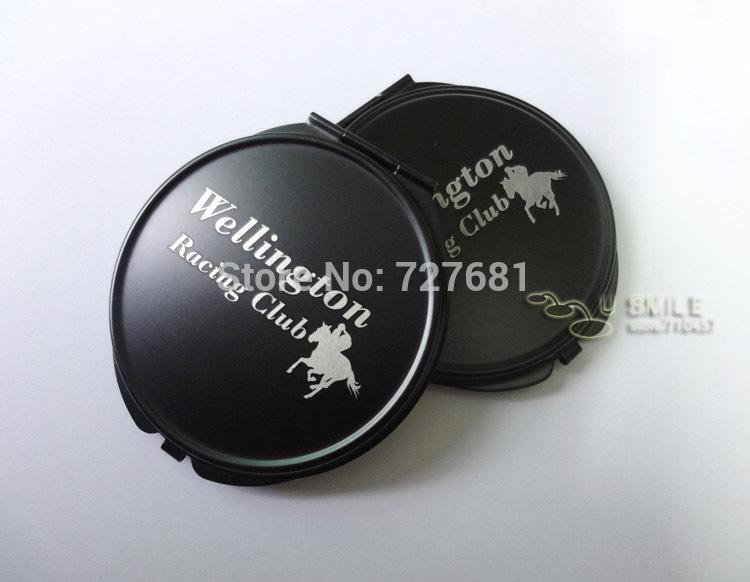 Acheter personnalis rond noir miroir for Acheter miroir sur mesure
