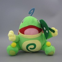 10pcs Pokemon Plush Toys Movie Character Pokemon Politoed Plush Toy Plush Doll Presents For The Children