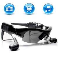 Micro SD Sunglasses MP3 Digital DVR Mini Camera Camcorder Video Recorder