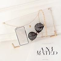 New 2014 Summer Fashion Unisex PVC Transparent Envelope Clutch ipad Clear Color Bag Handbag For Women