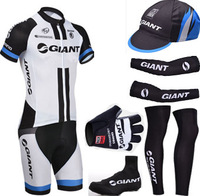 Free shipping 2014 cycling wear, 2014 GIANT Cycling jersey,bibs shrots, Warmers, cap,shoes covers and gloves.C14-5