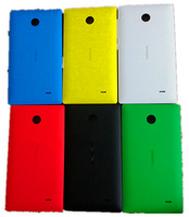 100% Original New Mobile Phone Shell Back Housing Door Battery Cover Case+ Side Key Buttons For Nokia X ,6 Colors,MCX