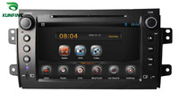 Android 4.2 Car dvd player for Suzuki SX4 2006-2012 with Built-in GPS,FM/AM Radio,Bluetooth,MP3,USB,SD card KF-8072