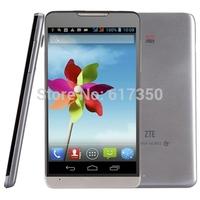 Original ZTE U879 4GB 5.0 inch Android 4.2 Capacitive Screen Smart Phone, MTK6572 Dual Core RAM: 512MB, Dual Sim, GSM Network
