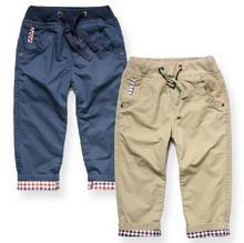 Retail 1PC 2015 Spring Autumn Children Pants Boys Casual Trousers Fashion Kids Pants CC0392(Hong Kong)