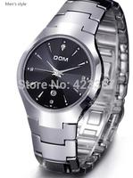 2015 Watch 2014top Brand Women Tungsten Steel Watch Quartz Sapphire Czech Diamond Waterproof 200m Full Calendar Vintage Lovers
