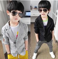 2014 NEW Fashion Kids Baby Boys  Casual Suit Jacket Coat Costume  boy jackets