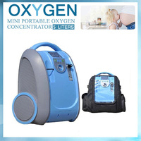 Brand new Medical certifiled oxygen generator used for COPD in home/car/outside