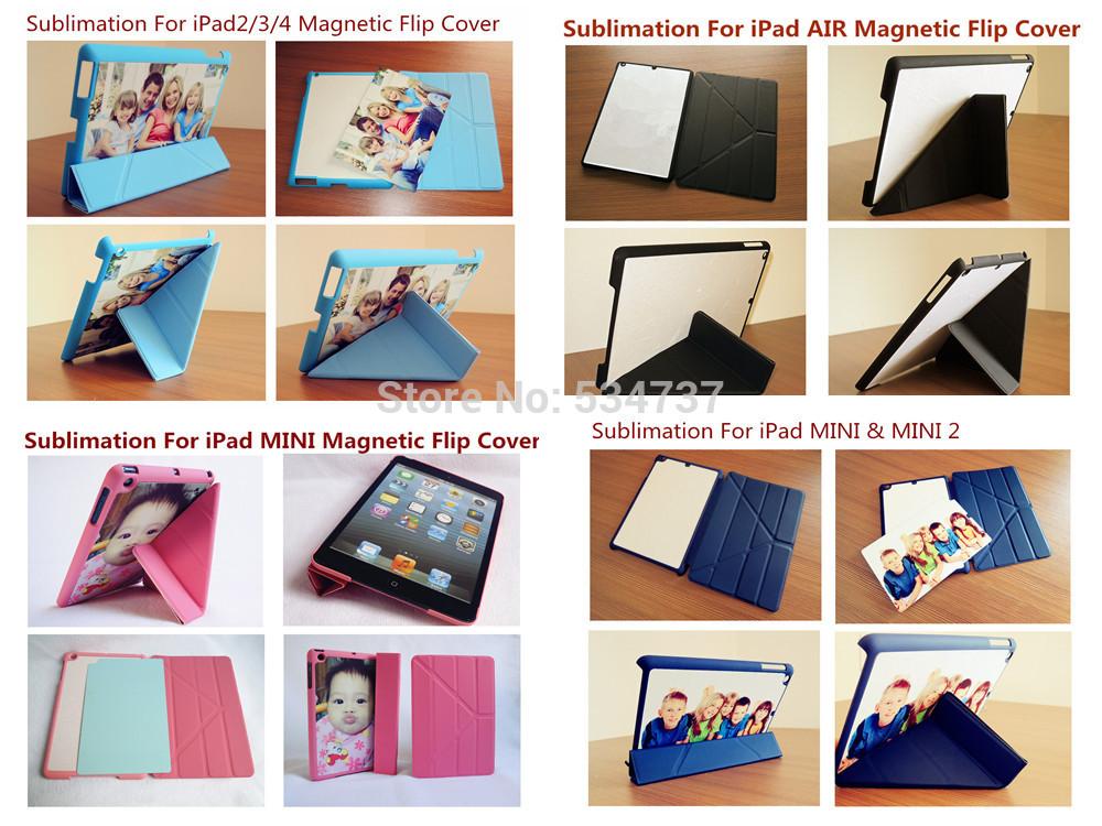 DIY Sublimation Case For ipad tablet PC Custom Design Case ...