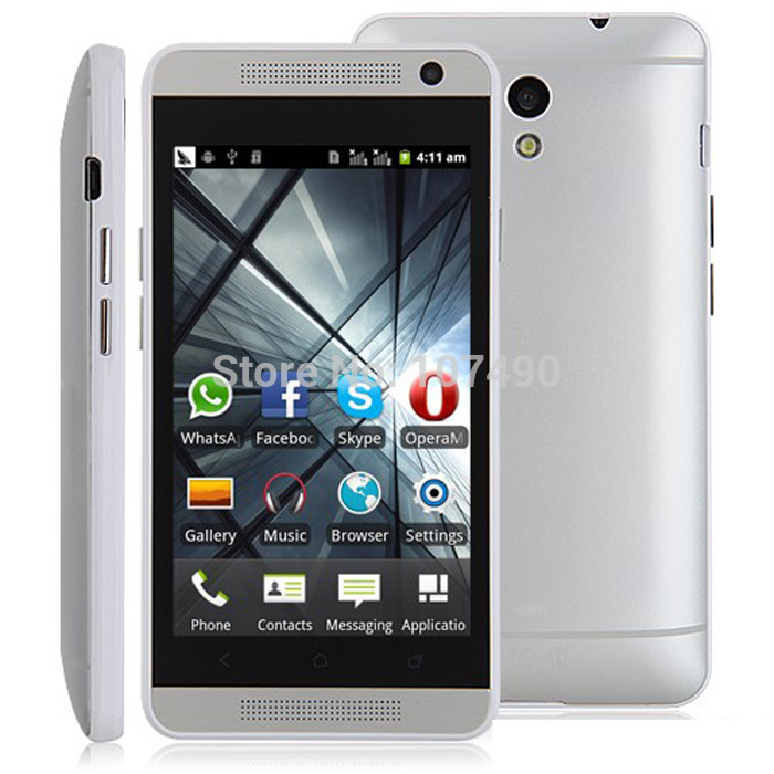 "Cheap BML One Mini Smartphone Android 2.3 SC6820 4.0"" capacitive Screen mobile Phone Dual SIM Card Dual Standby Play Store WIFI(China (Mainland))"