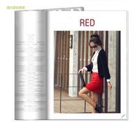 A Korean woolen skirt skirt package hip skirt skirts skirt bottoming skirt step skirt skirt boots