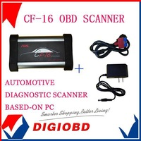 Automotive Diagnostic Scanner OBD2 diagnostic ScannerCF-16 OBD Scanner Automotive Diagnostic Scanner Based-on PC Free Shipping