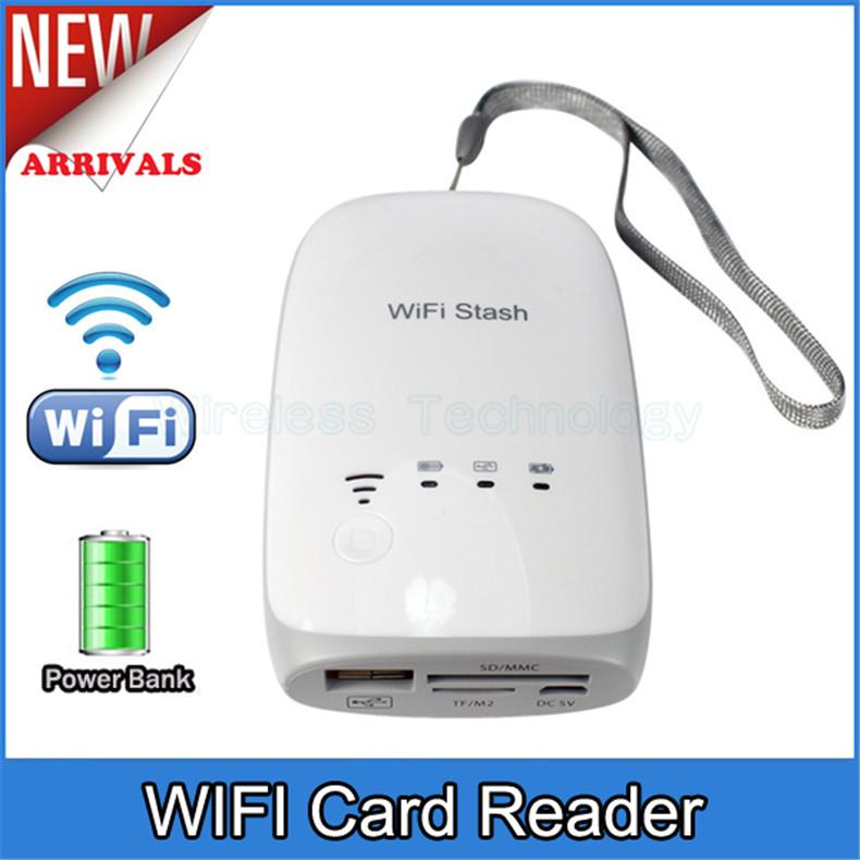 Кардридер OEM WiFi iData, SD MMC u /ipad4 iPhone5 , Wire Stash легко пользоваться школа эз складочном np100 wifi sd кардридер специальный считыватель