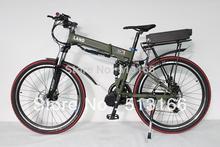 popular foldable electric bike