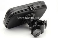 "6.3"" Waterproof 360 Motorcycle Bike Cycling GPS Case/Bag+Mount Holder for GPS Smartphone Samsung NOTE2/N7100 S4 S3 IPHONE"