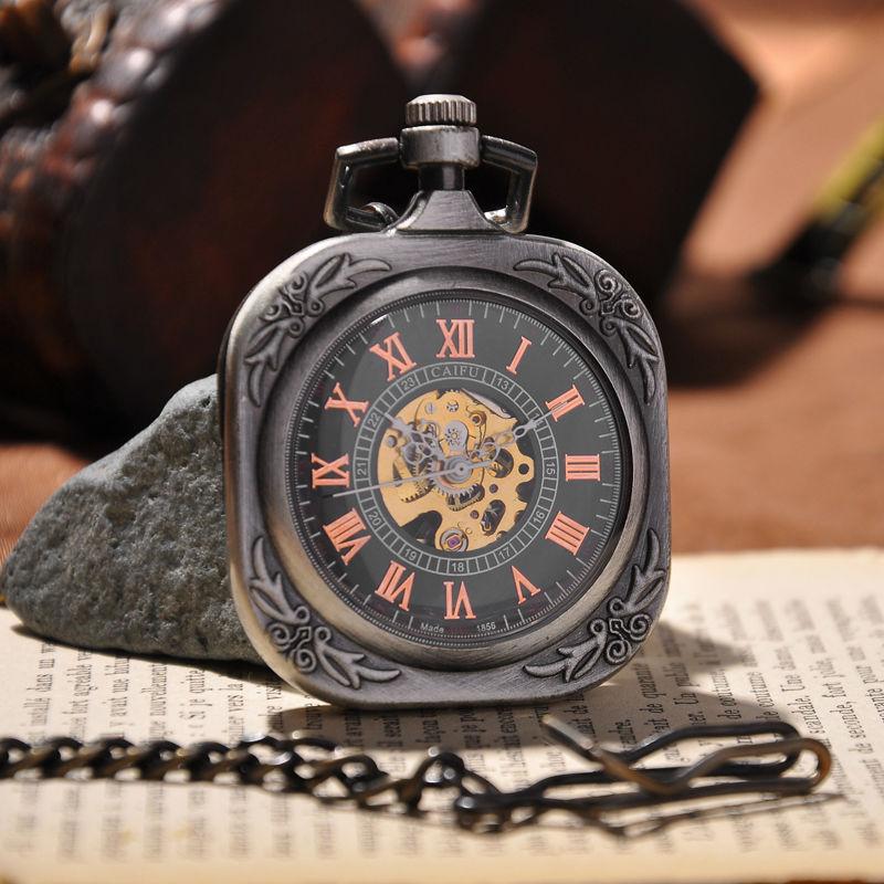 Карманные часы на цепочке  PW51