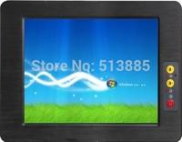 15 Inch Industrial Panel PC Wirh Intel I5 Processor With 2xPCI