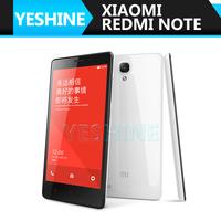 Original XIAOMI REDMI Red Rice Note MTK6592 2GB Ram 8GB Rom 5.5 Inch IPS Screen 13MP Camera WCDMA Phone