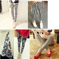 East Knitting Free Shipping NEW 2014 Fashion Muti style Women leggings for lady yoga pants 6 style