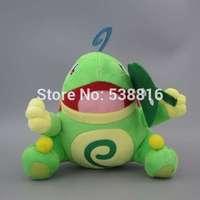 Pokemon Plush Toys Movie Character Pokemon Politoed Plush Toy Plush Doll Presents For The Children Free Shipping