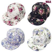 Floral Print snapbacks caps hip hop baseball cap snapback hats for women men 2014 new M78