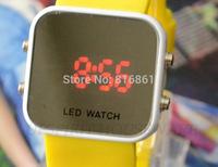 New digital watch sports watches frozen watch women wristwatches