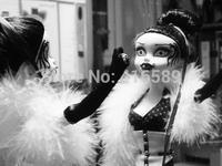 32cm Bleeding edge begoths fashion beautiful gothic living dead dolls Harajuku girls dolls