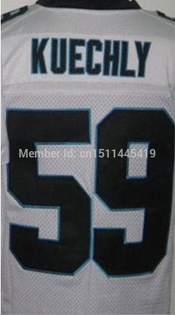 59 Kuechly ,  American football jersey