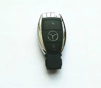 Original for Mercedes Remote Smart Key 2 Button 315 MHZ for for benz C E S GLK SLK Seriel