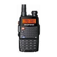 Baofeng UV-5RC VHF UHF 2m 70cm Handheld 2 Way Radio + Earpiece! *2014 VE