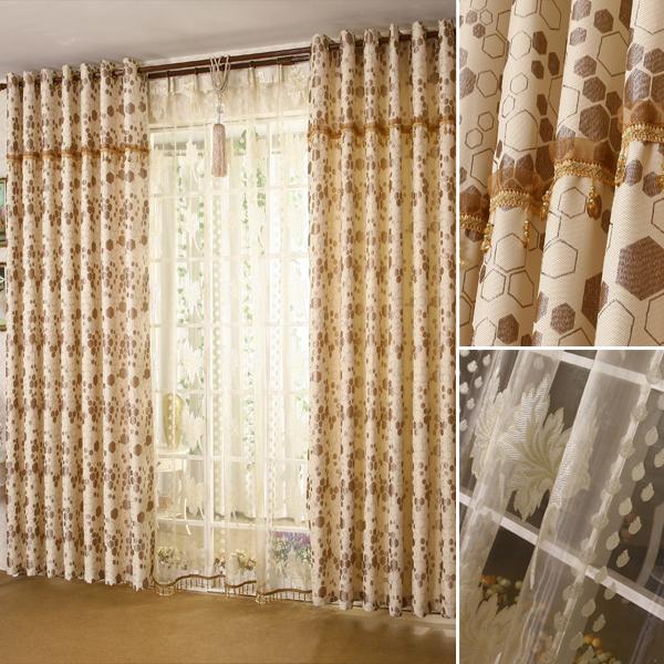 2014 hot vendas Qualidade tecido cortina breve moderno cortina estilo americano Cortinas romanas cortinas para sala frete grátis(China (Mainland))