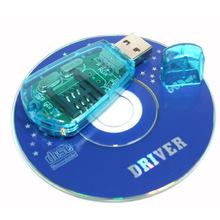 USB Cell Mobile Phone SIM Card Reader / Writer / Clone/ Backup Kit
