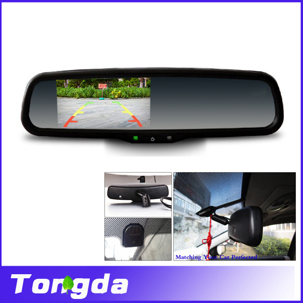 rear view camera mirror case for Toyota/Buick/Chevrolet/lexus/VW/Hyundai and many cars parking assistant best auto parts(China (Mainland))