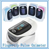 health care SH-C2 FDA CE color OLED Display Fingertip digital Pulse Oximeter with SpO2 saturation oximetro monitor